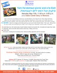 Families & Adults: May 10 at 11:00-3:00 p.m. Yom Haatzmaout Picnic @Camel Dairy in Ramona