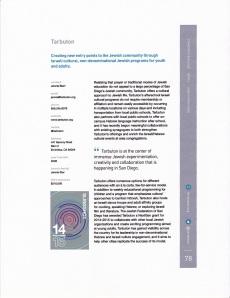 Slingshot 14-15 - Tarbuton Page & Cover